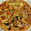 ピザの食べ比べ。ピザハットとドミノピザ