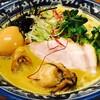 【錦糸町】牡蠣の旨味を凝縮した贅沢スープのラーメン!「佐市」