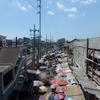 フィリピンの鉄道に乗る その3 LRT-2