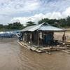 【番外編】いかだ下りスタート!大量の蚊、アマゾン川源流でいきなりアマゾンの洗礼を浴びました
