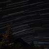 🌌蓼科高原 コンデジで星空を比較明合成🌟