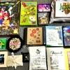 ゲームマーケット2013春や超文学フリマinニコニコ超会議2で買ったり貰ったりしたもの