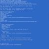 npm init の (name: Hogehoge-Projecy) みたいなのでエラー