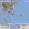 台風21号 4日(火)にも西日本に上陸の可能性