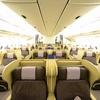 シンガポール航空A330-300ビジネスクラス搭乗記(関西=シンガポール)【 機内食はいつ食べるべきか】