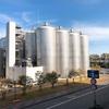 アサヒビールの名古屋工場の見学に行ってきました