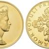 イギリス1965年エリザベス女王ドイツ訪問記念メダル