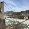 近代化遺産 桃介橋と恵那峡クルーズの旅