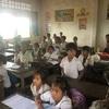 アンコールワット個人ツアー(163)カンボジアの村の小学校とコーケー遺跡群