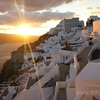 ギリシャ街歩き(アテネ、サントリーニ島)