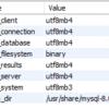 MySQLに対して特定の条件下でインポートを行うと文字化けが発生する