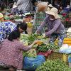 ベトナム女性の服について