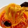 【蒙古タンメン中本】チーズの一撃とは如何ほどか食べてみました【カップ麺】