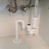 排水Sトラップ取り替え・止水栓取り付けなど・簡単更新