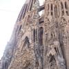 【バルセロナひとり旅】予約したサグラダファミリア聖堂へ!