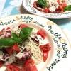 素麺で貧血予防のカッペリーニ