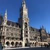 ドイツ・ロックダウン再延長 / ガラガラのミュンヘン新市庁舎・マリエン広場 / 引っ越し準備