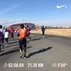 練習すれば、20キロは走れるようになれる。
