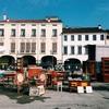 イタリア Padova(パドヴァ)  Prato della valleの蚤の市