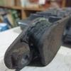 37F マフラー防振マウントゴムの補修