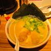 【今週のラーメン748】 SHIROMARU-BASE (東京・大森) SHIROMARU-BASE(バリカタ)+半熟に玉子+海苔
