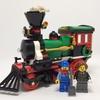 色鮮やかな汽車が駆け抜ける/レゴ「クリスマストレイン」