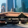 【シンガポール旅行記】現地駐在員おすすめホーカーズ飯を食べてきた。絶品麺ご紹介♡