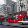ロンドンの街ぶらスナップ