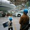 全日空機体工場見学に行ってきました