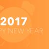 2017年おみくじは「末吉」、あけましておめでとうございます
