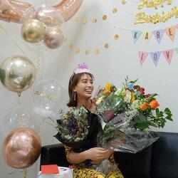 滝沢カレン、29歳の誕生日をファンに報告!佐藤栞、近藤春菜ら著名人からも祝福相次ぐ