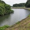 大谷木谷の堰(千葉県長生)