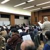 マーラー交響曲2番「復活」の合唱練習再開