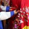 SDHさんと PWG君の 結婚式 in Seoul 遠隔 見聞記 4