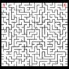 矢印付き迷路