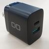 超小型USB充電器はPD1とQCの2ポート搭載で合計18W出力