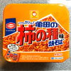 【食レポ】亀田の柿の種味焼そば!!!