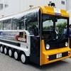 ● 過疎地や観光周遊のための自動運転モビリティ、群馬大学が実験…ITSフォーラム2018福岡