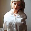 Yuzuki: White blouse