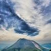 鶴見岳七福神と鶴見岳登頂
