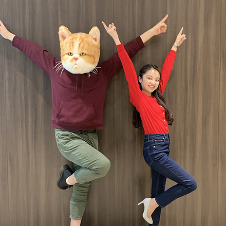 TikTokで再生回数1億回目前!「#と思いきやダンス」の踊り方を担当者に聞いてきた