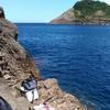 9月2日 但馬三尾 黒島 石鯛釣り