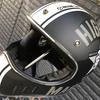 ワルくて安い イエローコーン ヘルメット YBFH-002 スカルスター フルフェイスヘルメット  EX-ZEROとBLASTAR改と比較です。