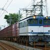 8月19日撮影 宇都宮線 新白岡~久喜間 貨物列車、特急列車を撮影⑤