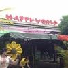 幸せな世界で見た景色、訪れたハッピーワールド。inミャンマー