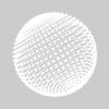 【Three.js】点で構成された球