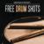 GhostHackがEDM制作に特化したフリーのドラムサンプリングパッケージ『FREE DRUM SHOTS』をリリース!
