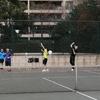 春節の練習第二弾(2月14-15日)(+充実世代の貴兄への朗報)@上海仁恒(レンハン)テニスコート