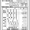 GMOメイクショップ株式会社 第14期決算公告