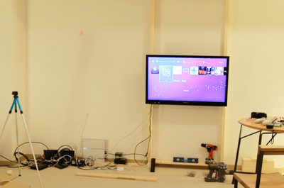 【壁掛けテレビDIY#3】2万円でここまでできる壁掛けテレビ!ディアウォールで穴を開けない賃貸DIY